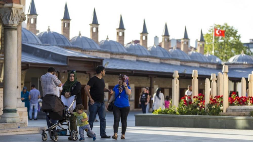 Mevlana Müzesi ramazana hazır 18