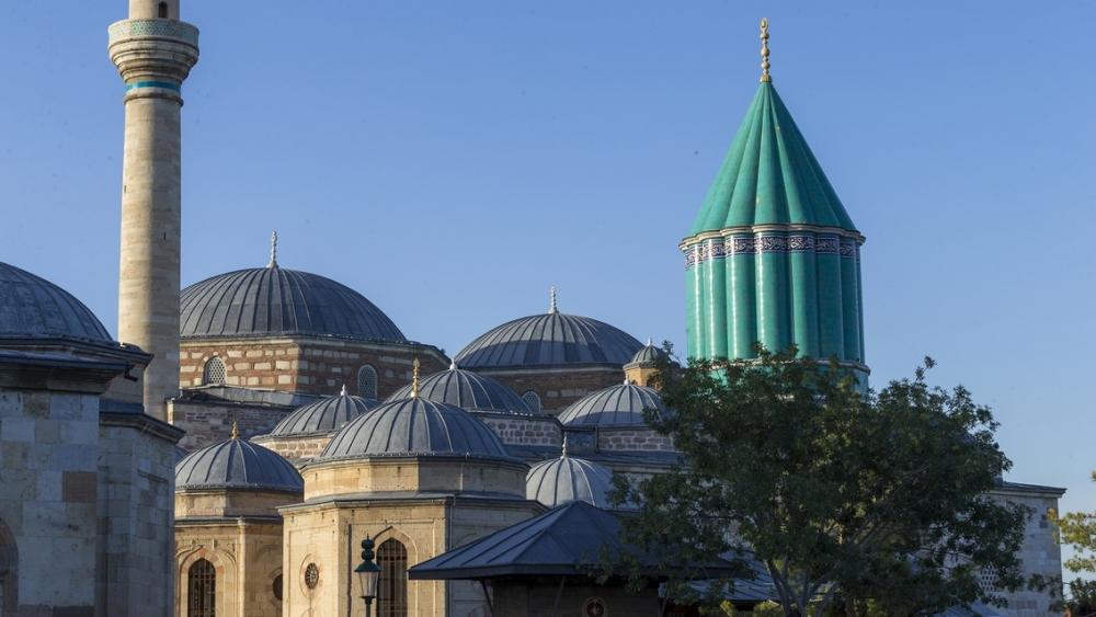 Mevlana Müzesi ramazana hazır 21