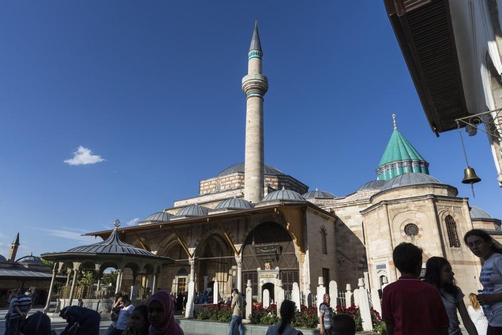 Mevlana Müzesi ramazana hazır 5