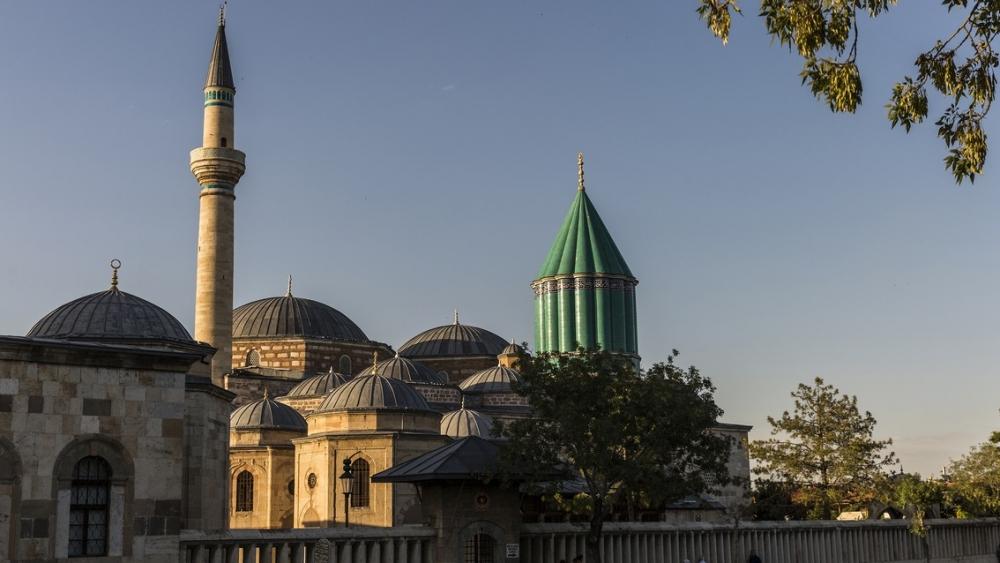 Mevlana Müzesi ramazana hazır 8