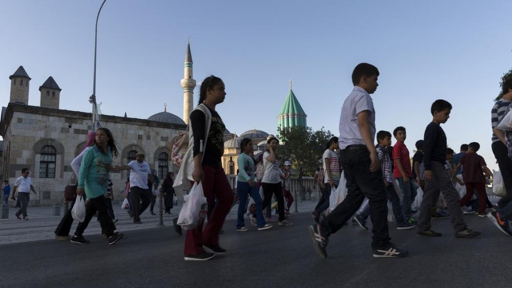 Mevlana Müzesi ramazana hazır 9