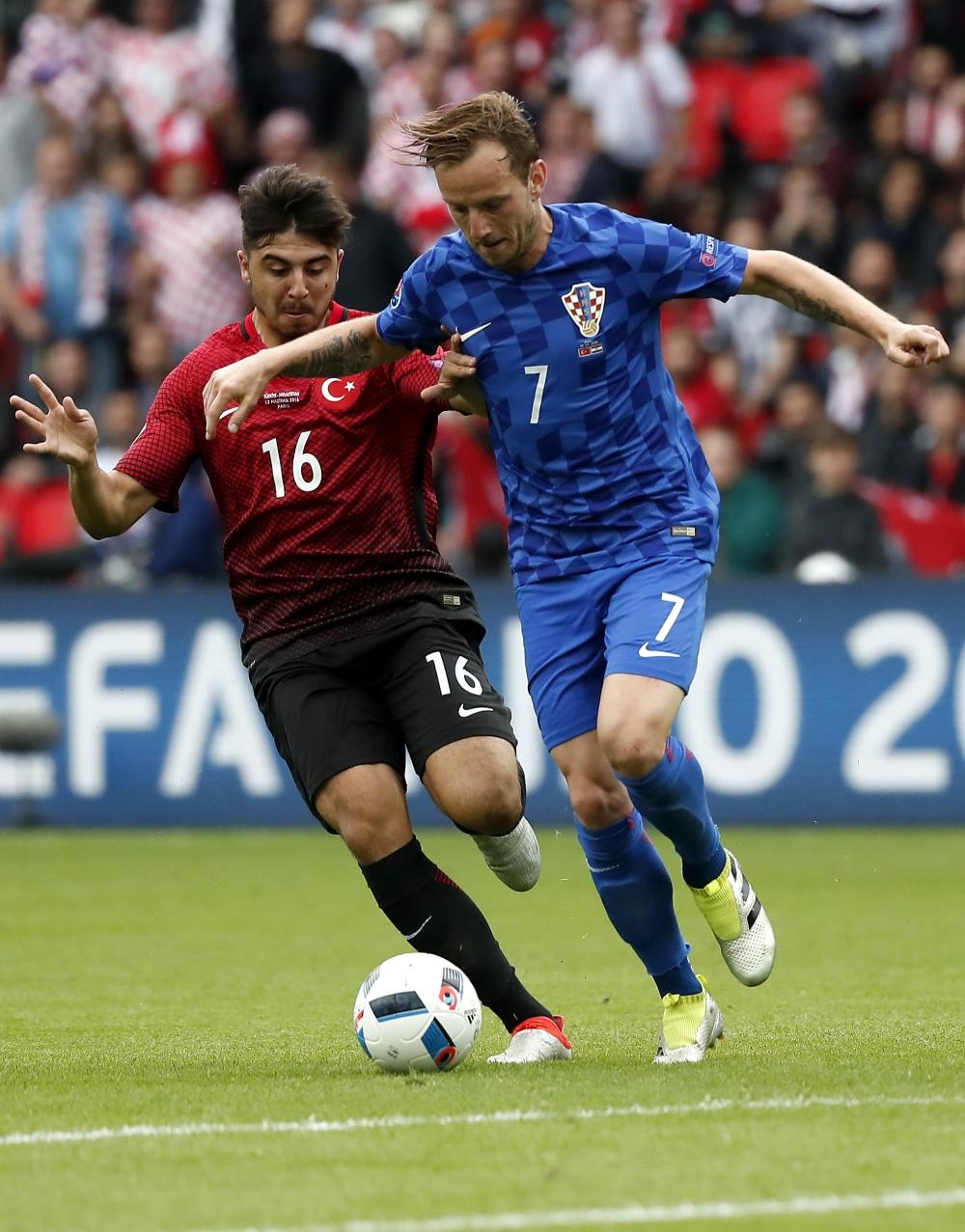 Türkiye: 0 - Hırvatistan: 1 10