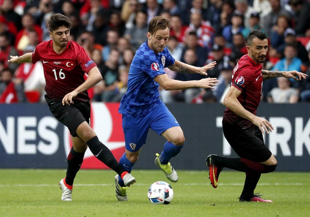 Türkiye: 0 - Hırvatistan: 1 12