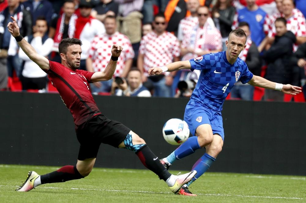 Türkiye: 0 - Hırvatistan: 1 14