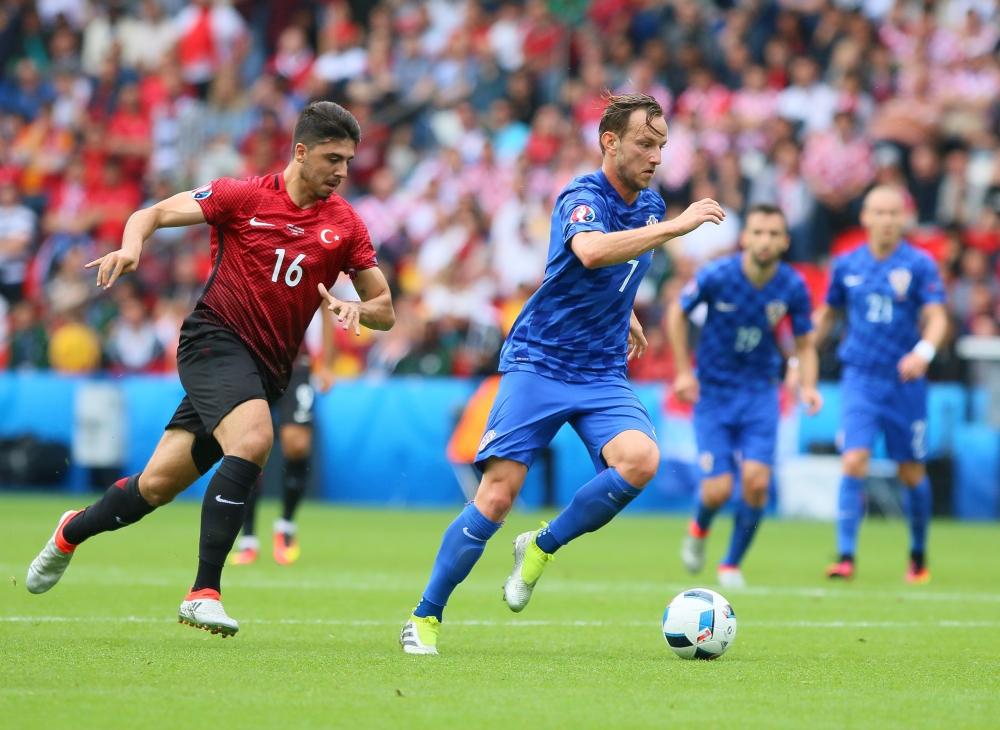 Türkiye: 0 - Hırvatistan: 1 16