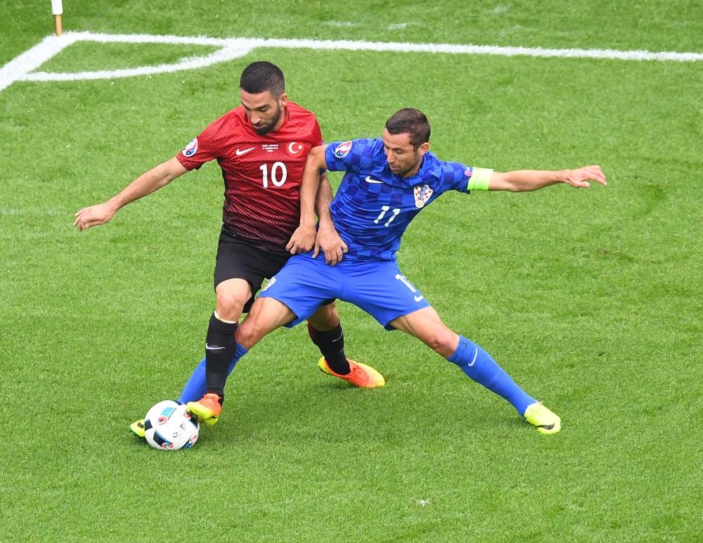 Türkiye: 0 - Hırvatistan: 1 17
