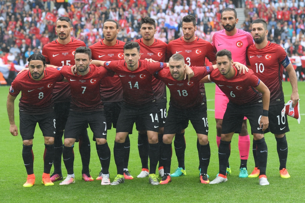 Türkiye: 0 - Hırvatistan: 1 2