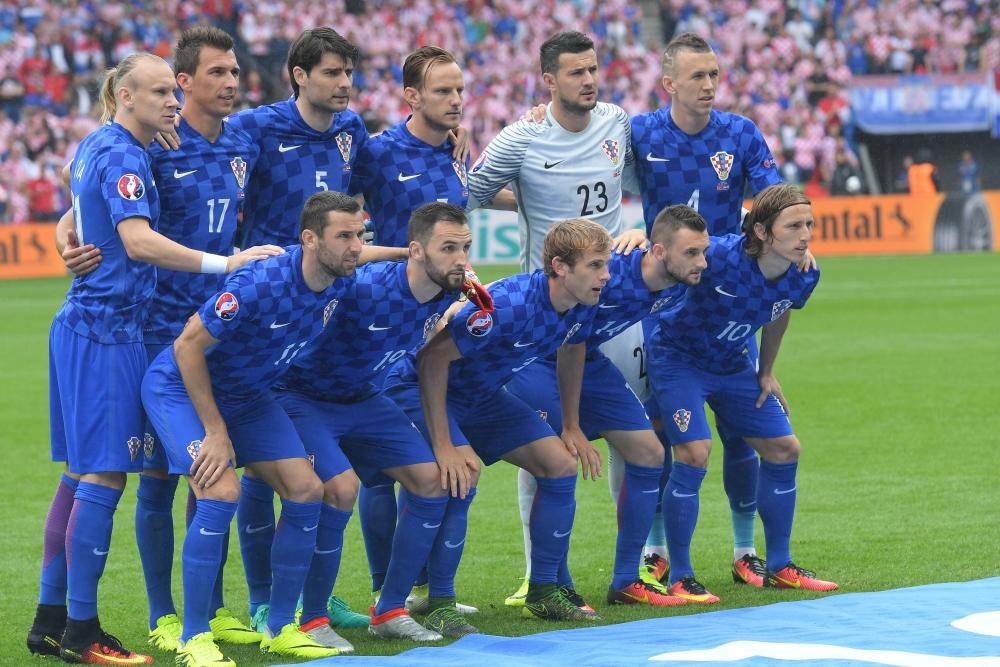 Türkiye: 0 - Hırvatistan: 1 3