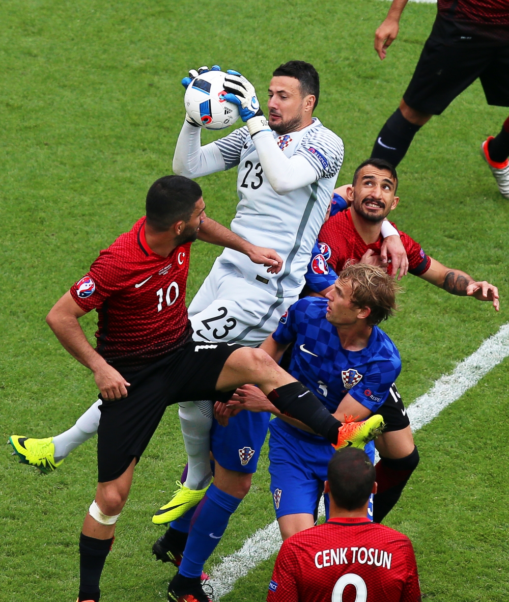 Türkiye: 0 - Hırvatistan: 1 5