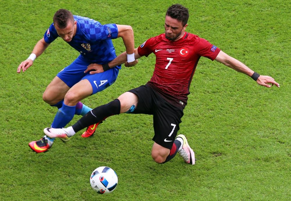 Türkiye: 0 - Hırvatistan: 1 6