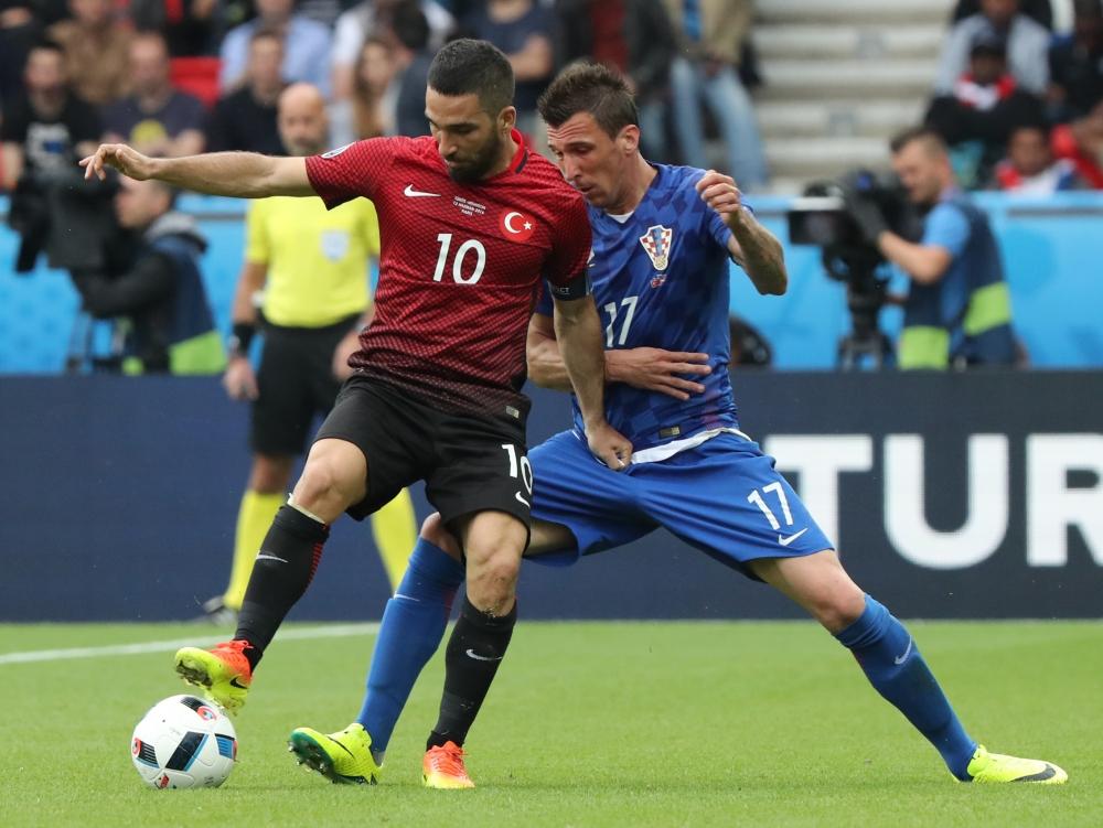 Türkiye: 0 - Hırvatistan: 1 7
