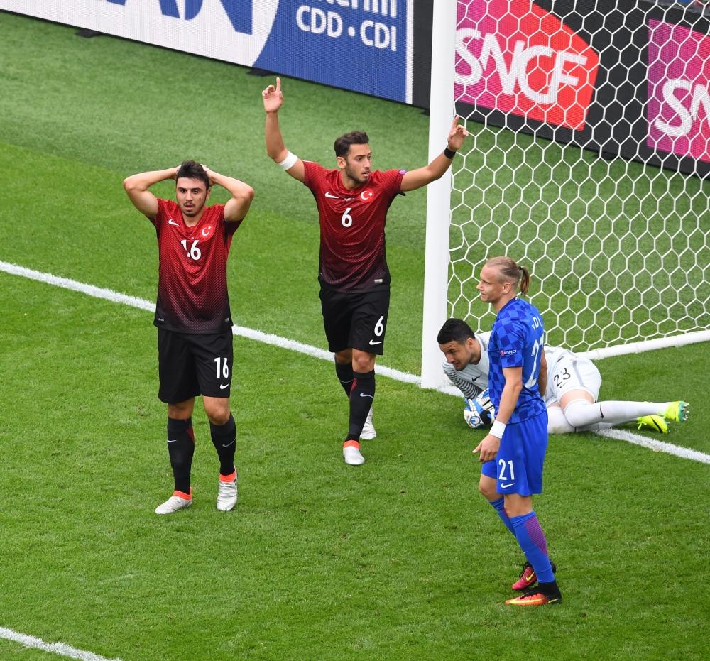 Türkiye: 0 - Hırvatistan: 1 8