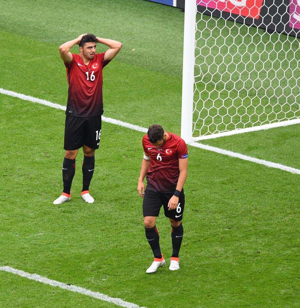 Türkiye: 0 - Hırvatistan: 1 9