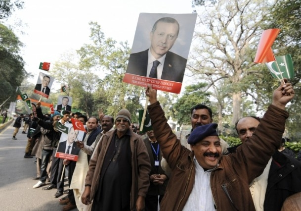 Başbakan Erdoğan Pakistan'da 7