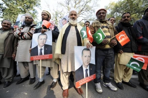 Başbakan Erdoğan Pakistan'da 8