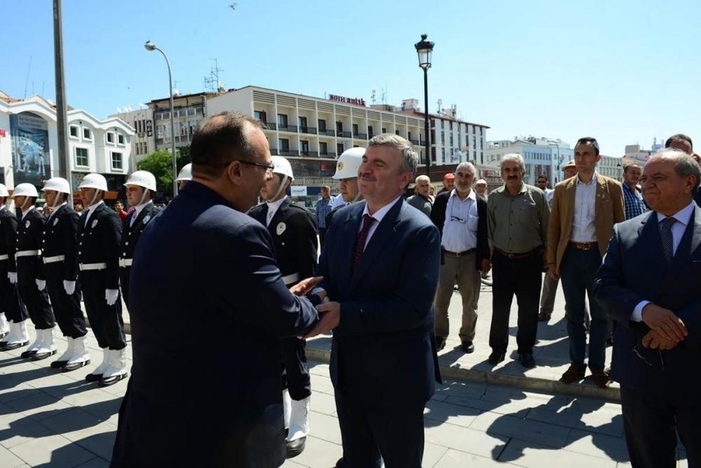 Konya'nın yeni valisi Canbolat göreve başladı 3