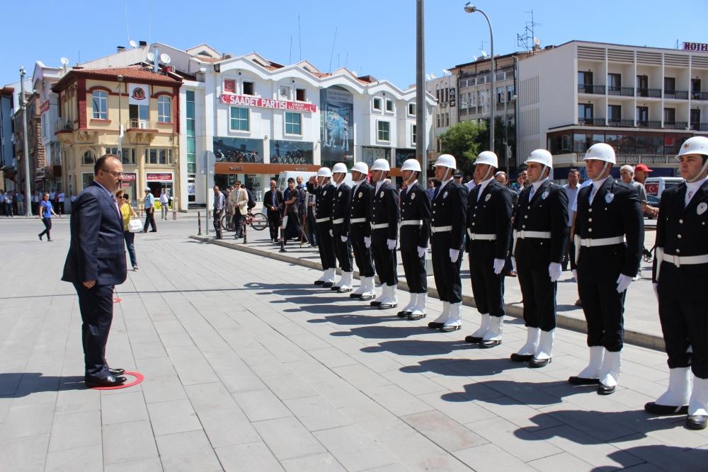Konya'nın yeni valisi Canbolat göreve başladı 4