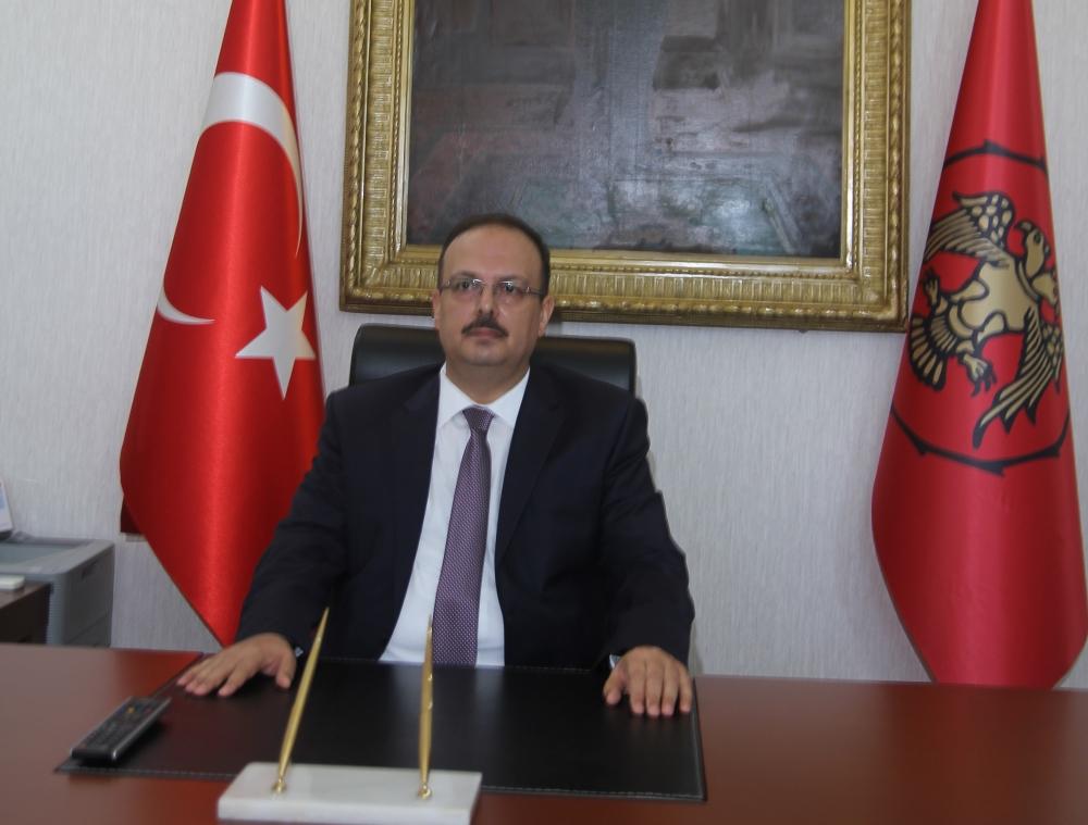 Konya'nın yeni valisi Canbolat göreve başladı 5