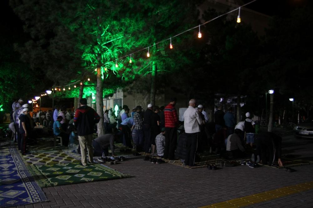 'Mevlana kenti'nde ramazan coşkusu 12