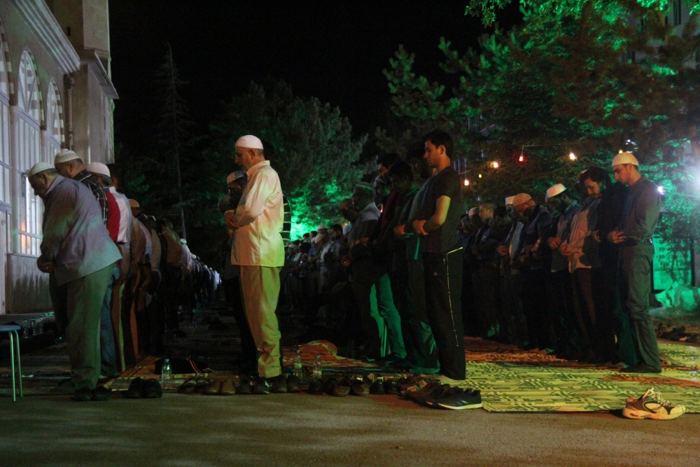 'Mevlana kenti'nde ramazan coşkusu 8