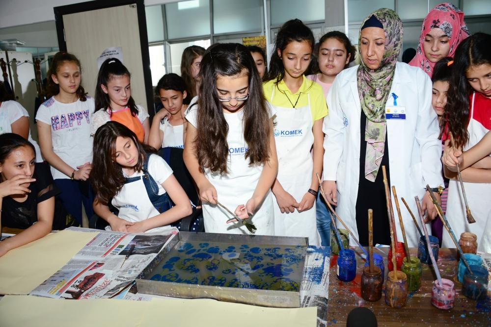 Türkiye'ye örnek yaz okulu 3