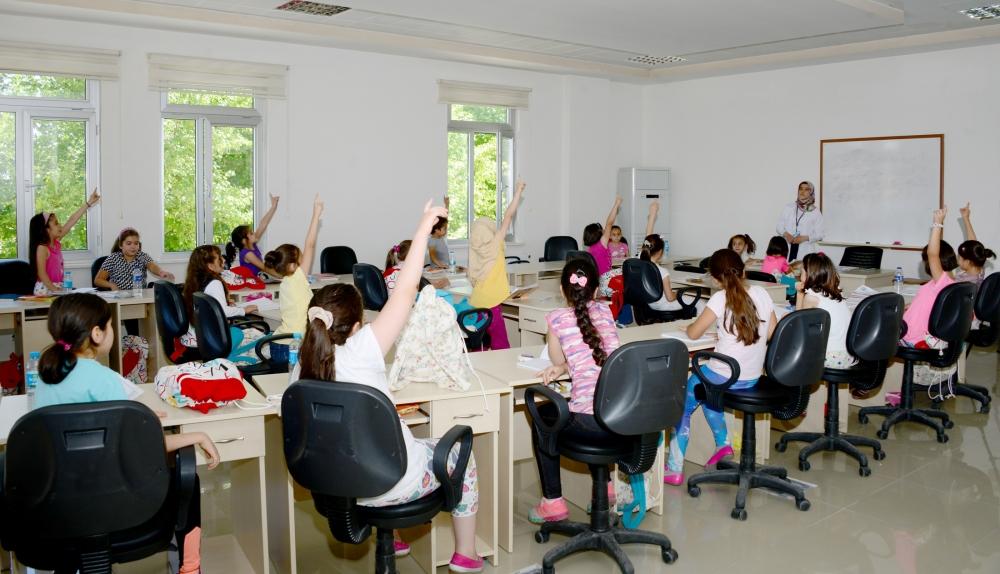 Türkiye'ye örnek yaz okulu 4