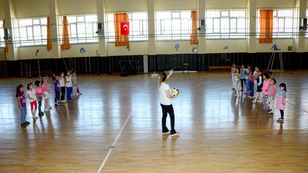 Türkiye'ye örnek yaz okulu 7