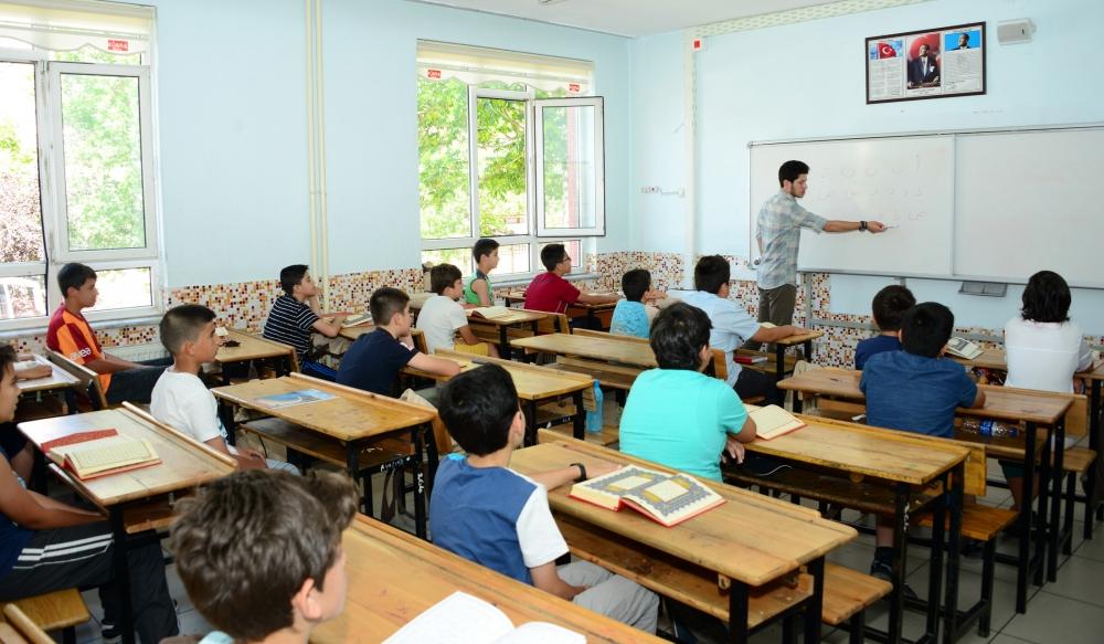 Türkiye'ye örnek yaz okulu 8