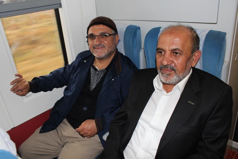Konyalılar Ankara'ya hızlı trenle gitti 12