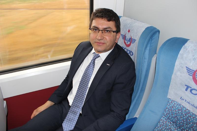 Konyalılar Ankara'ya hızlı trenle gitti 22