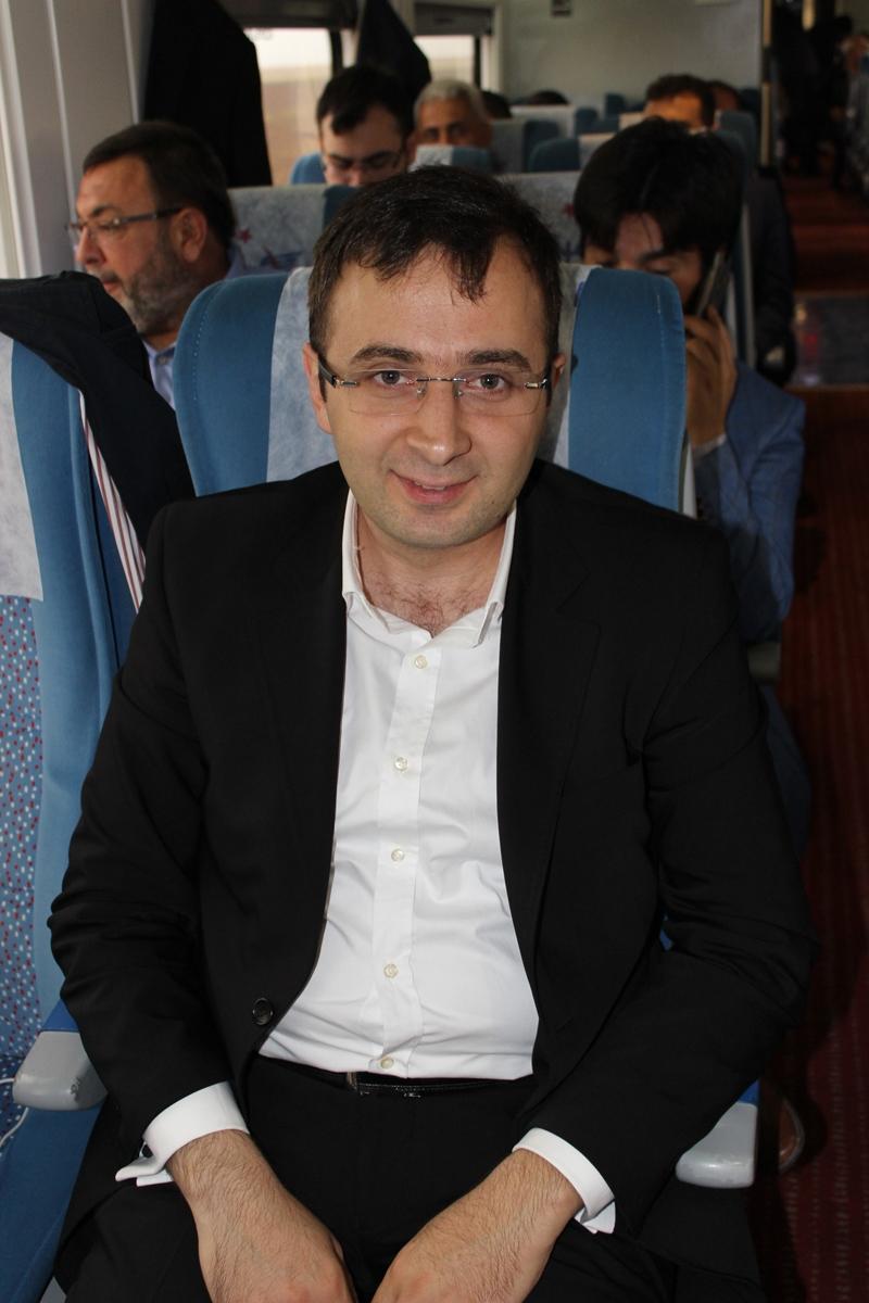 Konyalılar Ankara'ya hızlı trenle gitti 28