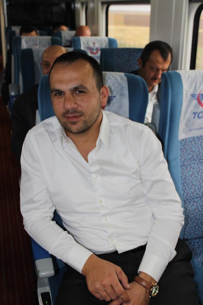 Konyalılar Ankara'ya hızlı trenle gitti 29