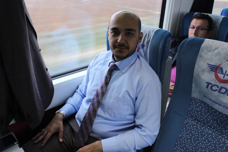 Konyalılar Ankara'ya hızlı trenle gitti 30