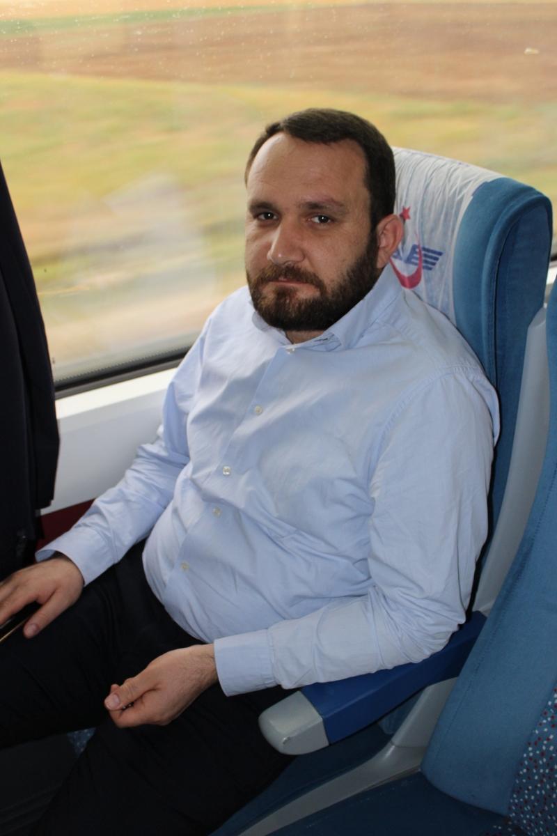 Konyalılar Ankara'ya hızlı trenle gitti 32