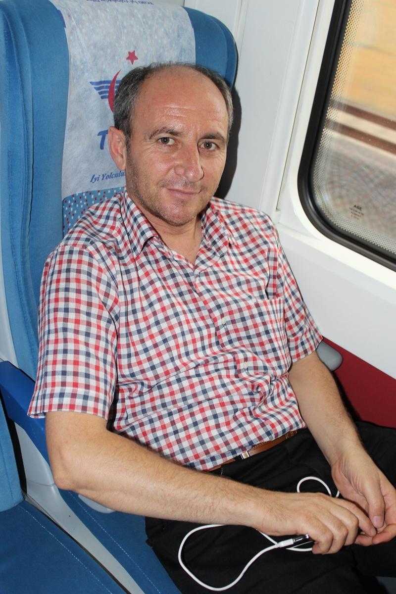 Konyalılar Ankara'ya hızlı trenle gitti 34