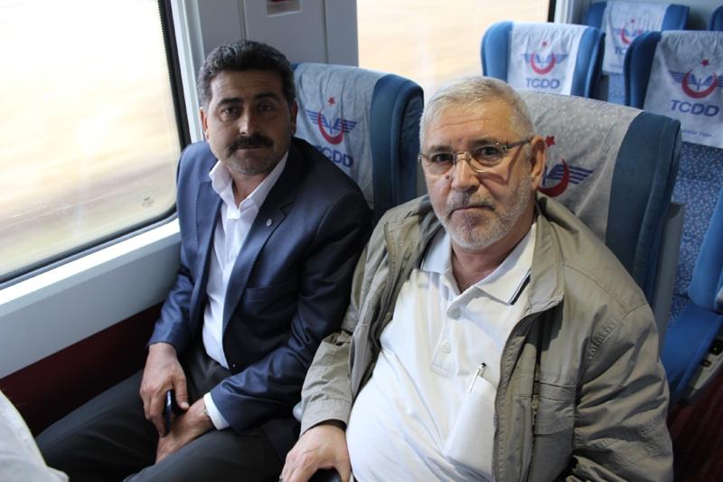 Konyalılar Ankara'ya hızlı trenle gitti 5