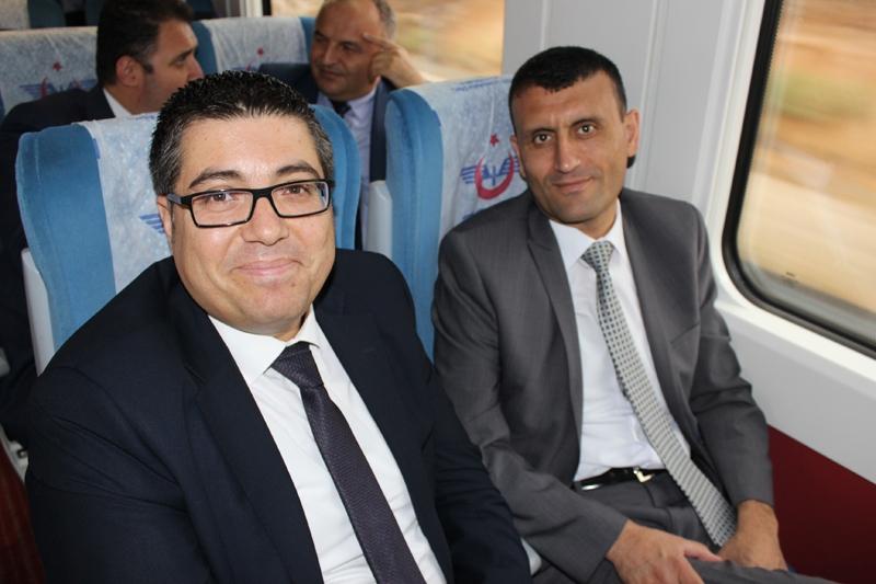 Konyalılar Ankara'ya hızlı trenle gitti 52
