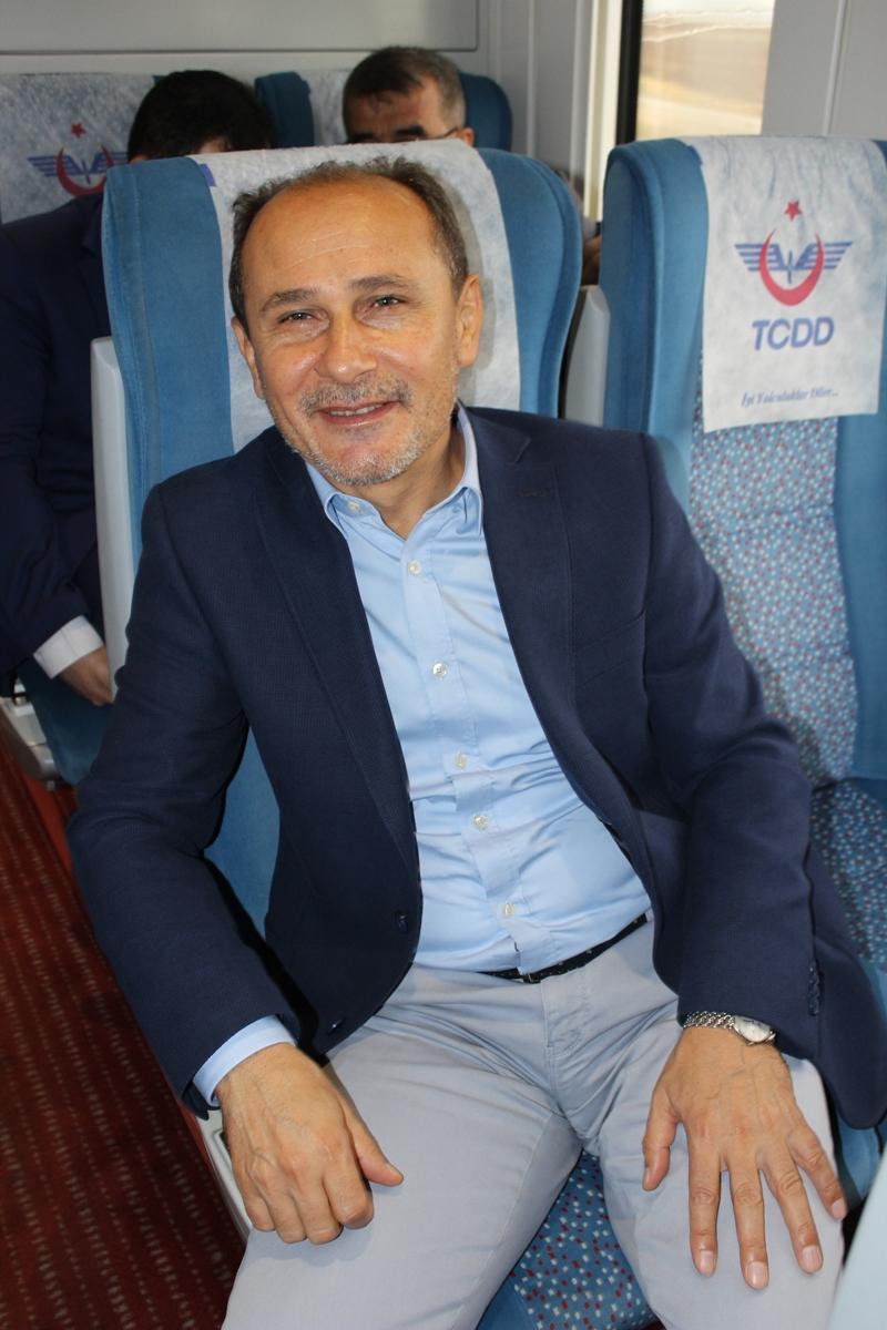 Konyalılar Ankara'ya hızlı trenle gitti 59