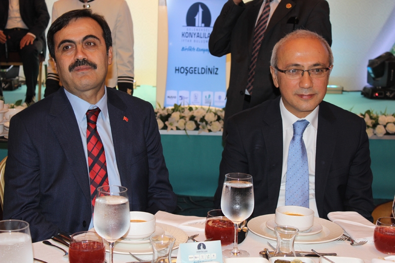 Konyalılar Ankara'da biraraya geldi 13