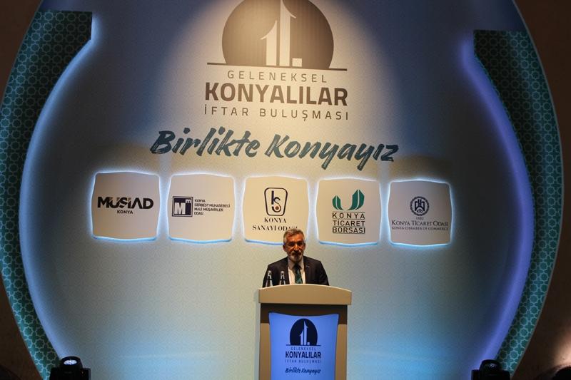 Konyalılar Ankara'da biraraya geldi 22