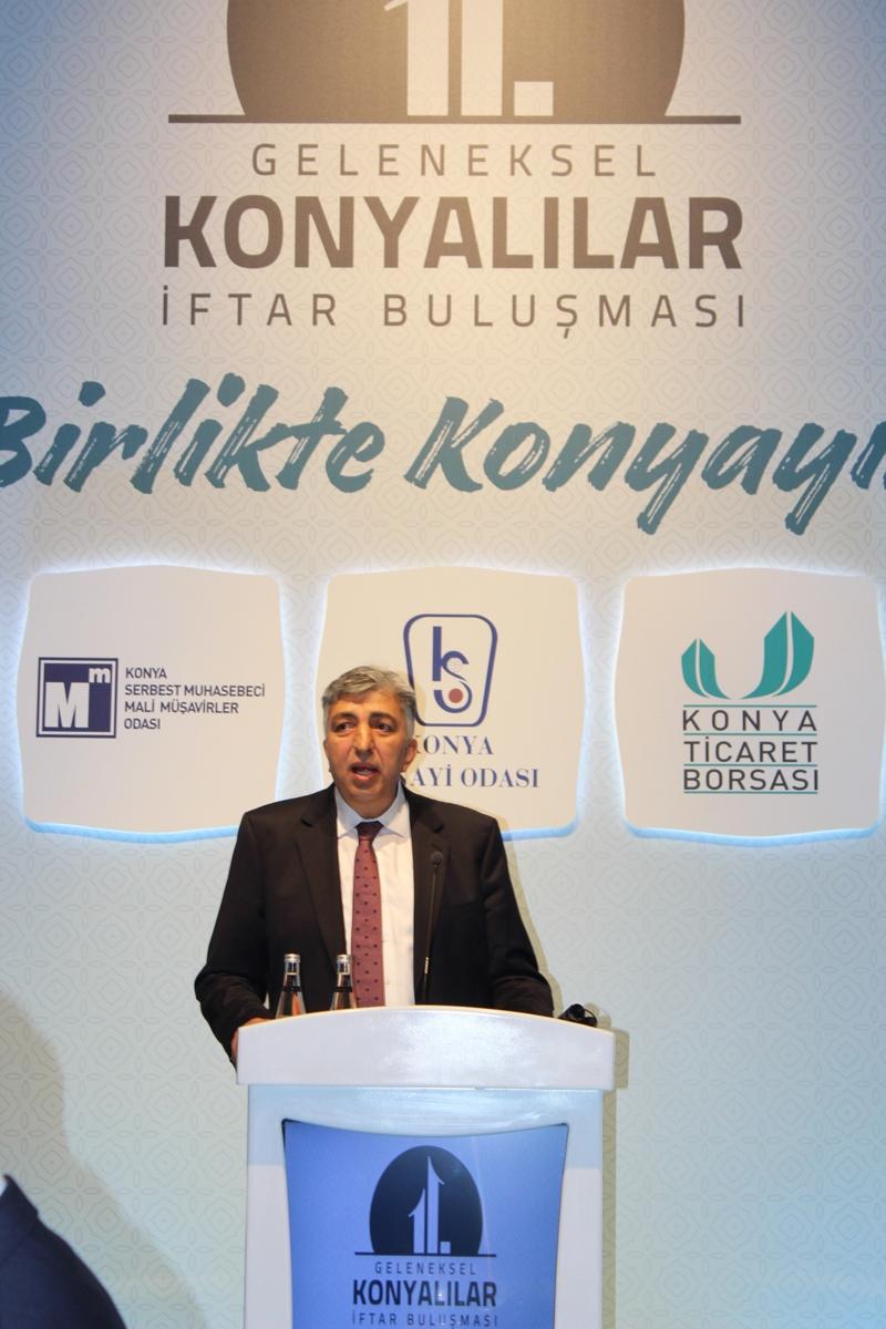 Konyalılar Ankara'da biraraya geldi 40