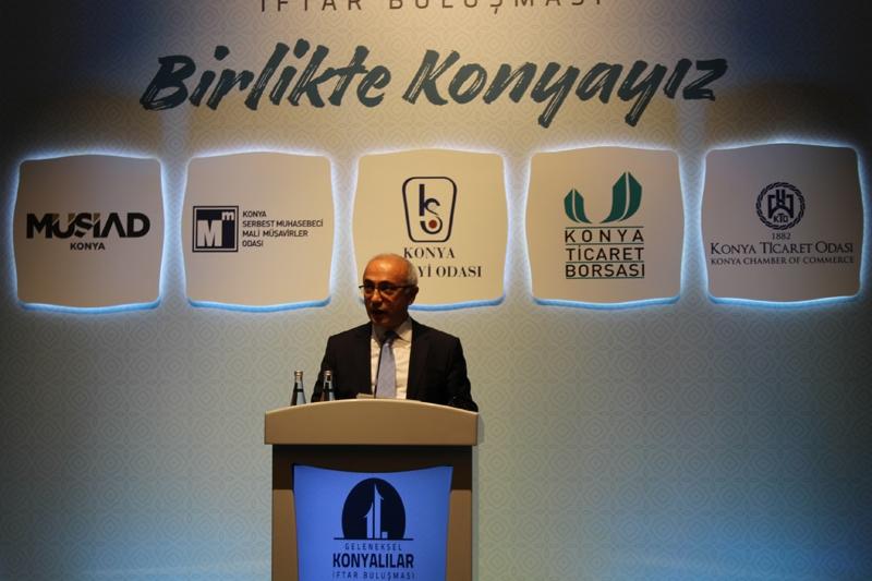 Konyalılar Ankara'da biraraya geldi 46