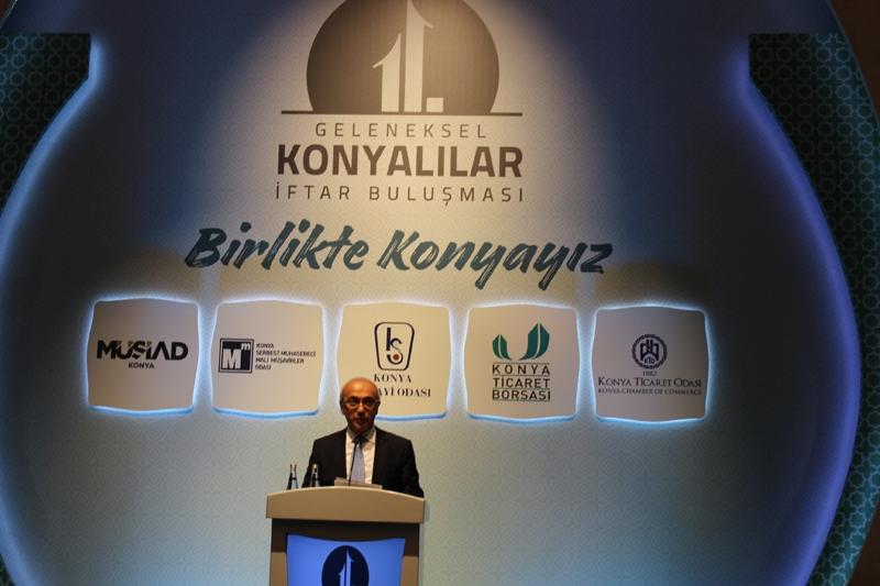 Konyalılar Ankara'da biraraya geldi 47