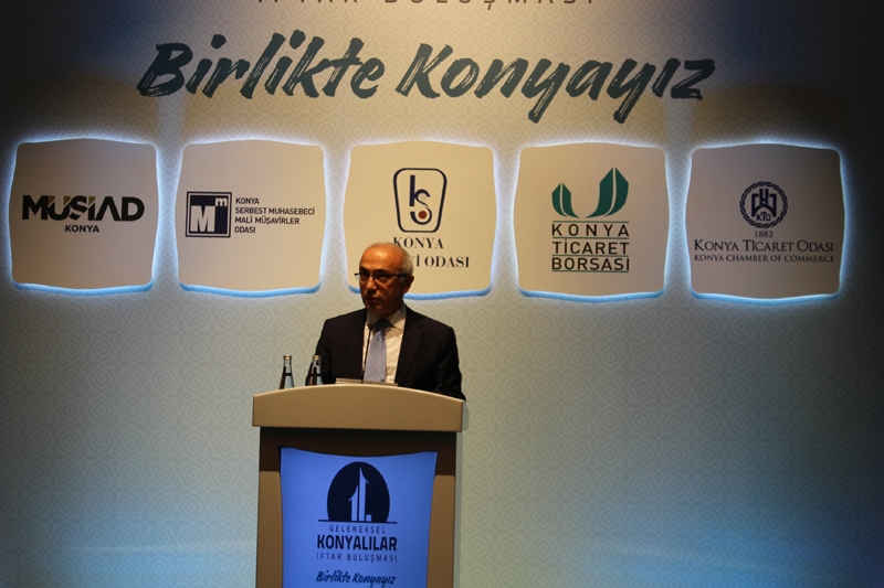 Konyalılar Ankara'da biraraya geldi 48