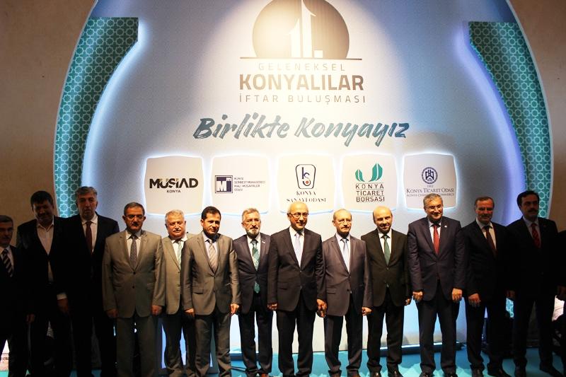 Konyalılar Ankara'da biraraya geldi 56