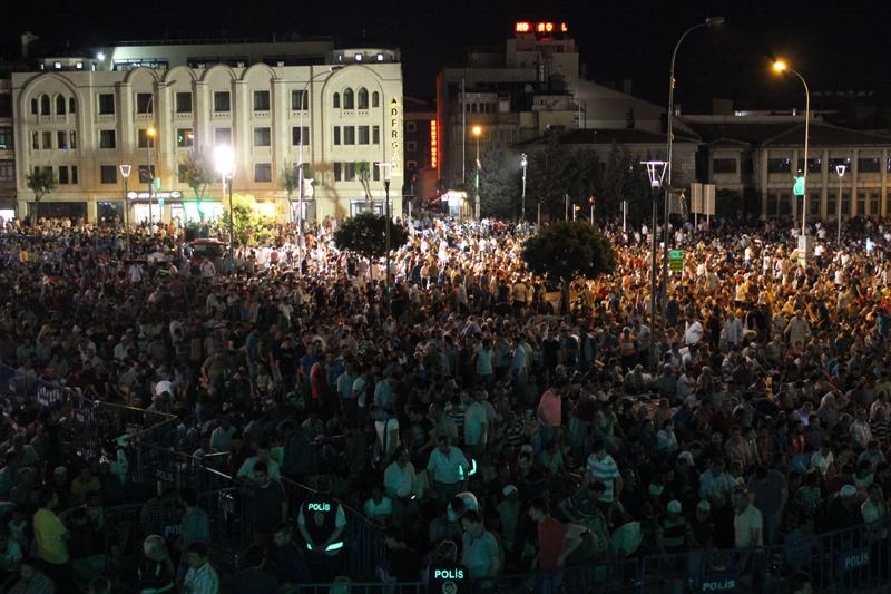 Kadir Gecesi Konya'da bir başka güzel 10