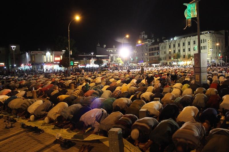 Kadir Gecesi Konya'da bir başka güzel 14