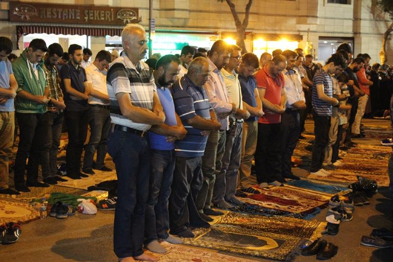 Kadir Gecesi Konya'da bir başka güzel 17