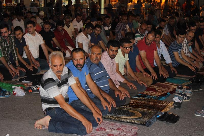 Kadir Gecesi Konya'da bir başka güzel 22