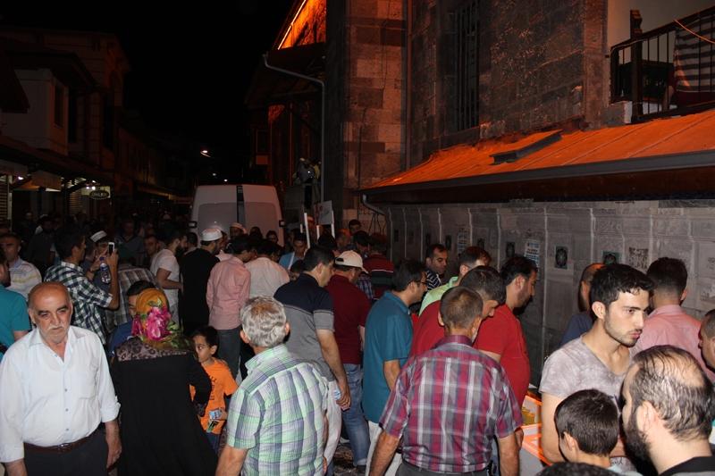 Kadir Gecesi Konya'da bir başka güzel 23